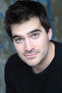 Nicolas Drolet, comédien