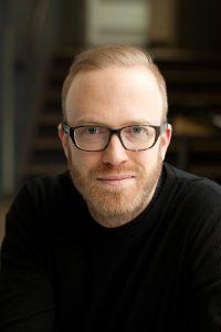 Nicolas Jobin, concepteur sonore